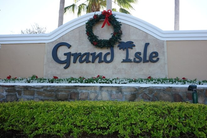 Grand Isle is found in the gorgeous master-planned community of Viera in Melbourne, Florida. The 55-plus active adult community is a popular oasis for retirees because of its charming details, beautiful backdrop and strategic placement. Filled with well crafted homes by leading homebuilders, this community was created to impress.
